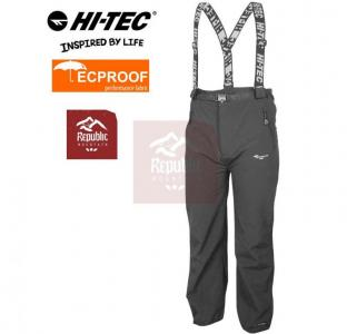 Kod kuponu najlepiej autentyczne klasyczny Męskie Spodnie Softshell HI-TEC Lewin r.XL 15000