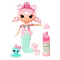 Lalaloopsy Syrenka Bubbly Mermaid Pearly Seafoam