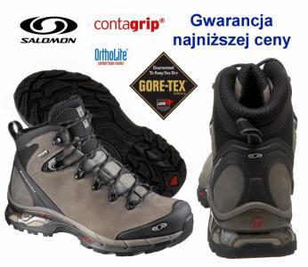 Salomon Comet Premium 3D GTX buty trekkingowe 40