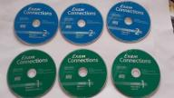 EXAM CONNECTIONS 1 3CD + EXAM CONNECTIONS 2 3CD!