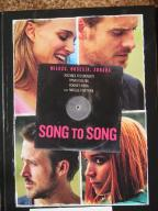 SONG TO SONG FASSBENDER GOSLING PORTMAN NOWE DVD