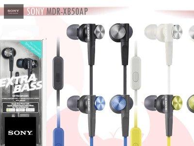 Słuchawki SONY MDRXB50AP Extra BASS wysyłka 0zł