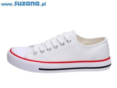 Białe trampki damskie buty VICES KA8 26 r39