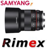 SAMYANG 50mm F1.2 AS UMC CS Micro 4/3 MFT