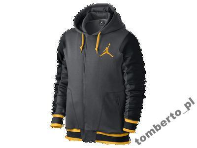niska cena nowy styl życia kup tanio Bluza / kurtka Nike Jordan The Varsity XL i inne ...