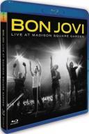 BON JOVI Live At Madison Square Garden BLUE RAY