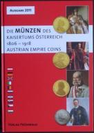 Katalog Monet Austrii 1806 - 1918 (128)