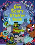 Big Scary Sticker Book (9781474903523) Robson