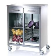 Wózek kuchenny pomocnik podwójny Don hierro B2C764