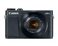 Aparat cyfrowy Canon PowerShot G9 X Mark II czarny