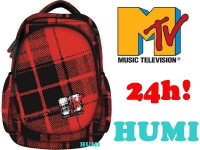 632f5aa7aeeee MTV KRATKA PLECAK SZKOLNY MŁODZIEŻOWY NOWOŚĆ!!! - 6373121273 ...