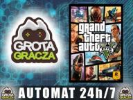 GrotaGracza GRAND THEFT AUTO V GTA 5 PC AUTOMA24/7