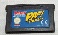 ASTERIX OBELIX PAF THEM ALL GAME BOY GRA OD 1ZŁ