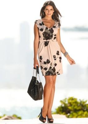 f2622744b1 Sukienka letnia BONPRIX rozmiar 44 46 NOWA! - 6672936073 - oficjalne ...