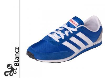 Buty Adidas Racer Nylon męskie niebieskie 45 13