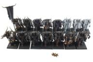 Warhammer Warriors of Chaos zestaw 15 figurek