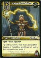 WOW: Argent Confessor Paletress  [GamesMasters]