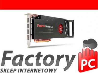 HP AMD FIREPRO W7000 4GB DDR5 C2K00AA 4DisplayPort