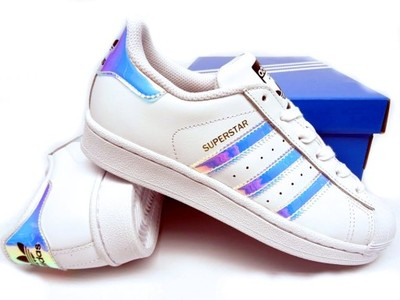 buty adidas superstar holographic