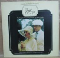 NELSON RIDDLE THE GREAT GATSBY SOUNDTRACK LP 1974