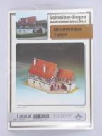 Model kartonowy do sklejenia Bauernhaus Tamm