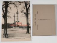 Stara pocztówka- Bordeaux - Les Colonnes rostrales