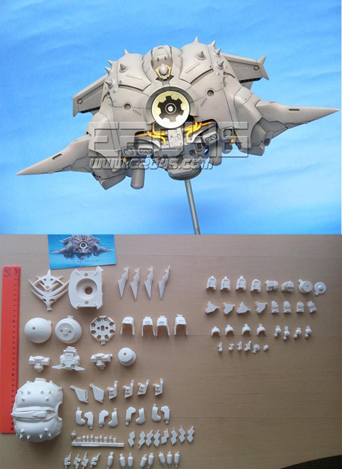 Figurka Anime - Mecha Apsaras - Gundam GARAGE KIT