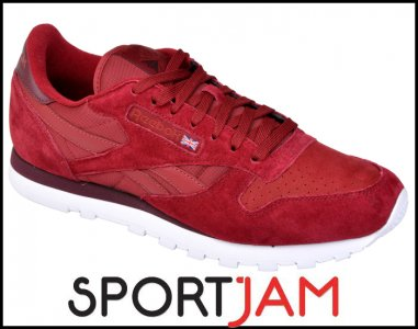 Reebok Classic Leather NP Sneakers In Red V70834