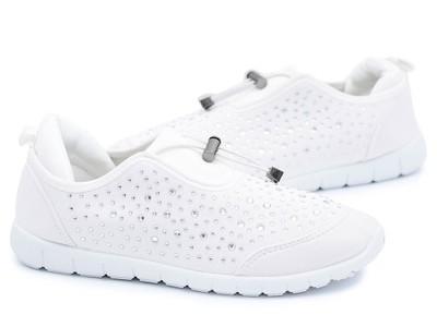 Lekkie damskie wsuwane buty