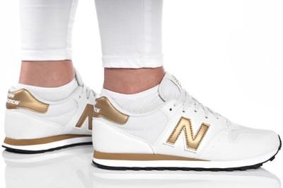 new balance damskie białe allegro