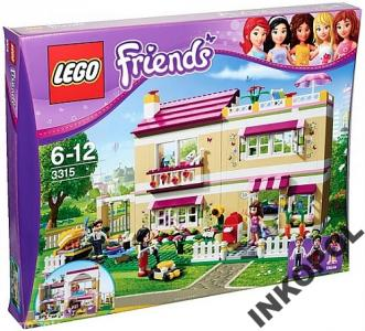 Promocja Lego Friends 3315 Dom Oliwii 24h 2813419058 Oficjalne