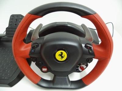 Kierownica Thrustmaster Ferrari 458 Spider 6519463672 Oficjalne Archiwum Allegro