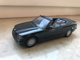 Bmw E36 Cabrio Minichamps 1 43 6864768722 Oficjalne Archiwum Allegro