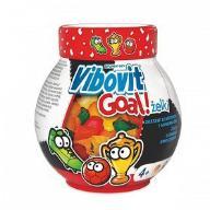 Vibovit Goal żelki, 50 sztuk ODPORNOŚĆ
