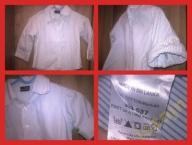 elegancka koszula Roczek długi rękaw 12-18m 80-86
