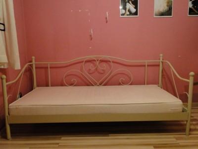 By Photo Congress łóżko Metalowe Jysk