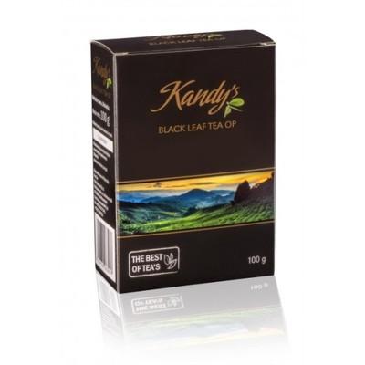 KANDYS BLACK EARL GREY HERBATA 100G