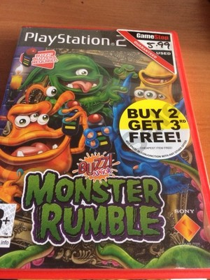 monster ruble   ps2