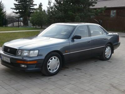 Lexus Ls 400 6771318845 Oficjalne Archiwum Allegro