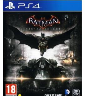 BATMAN ARKHAM KNIGHT - PL [PS4] U