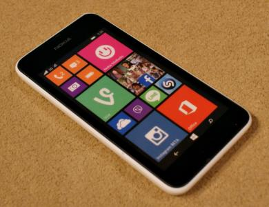 Atrapa NOKIA Lumia 530 telefon demonstracyjny
