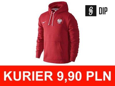 Bluza Nike Polska Core Hoody M 727085 613