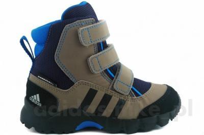 Buty Adidas Holtanna Snow Zimowe R 23 An Lodz 2938853329 Oficjalne Archiwum Allegro