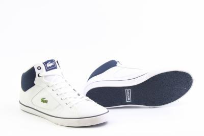 kupować nowe sprzedawane na całym świecie spotykać się Nowe buty meskie Lacoste biale camous 44.5 wysokie