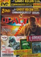 2/2015 CD ACTION.2 X DVD.GHOST RECON FUTURE