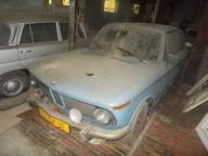 BMW  1602 COUPE MANUAL ROK 1969