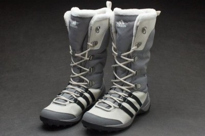 afca168370a7f Śniegowce Damskie Adidas Liberia Zima M22747 - 6580949490 ...