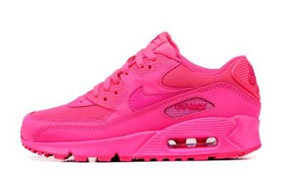 nike air max różowe damskie