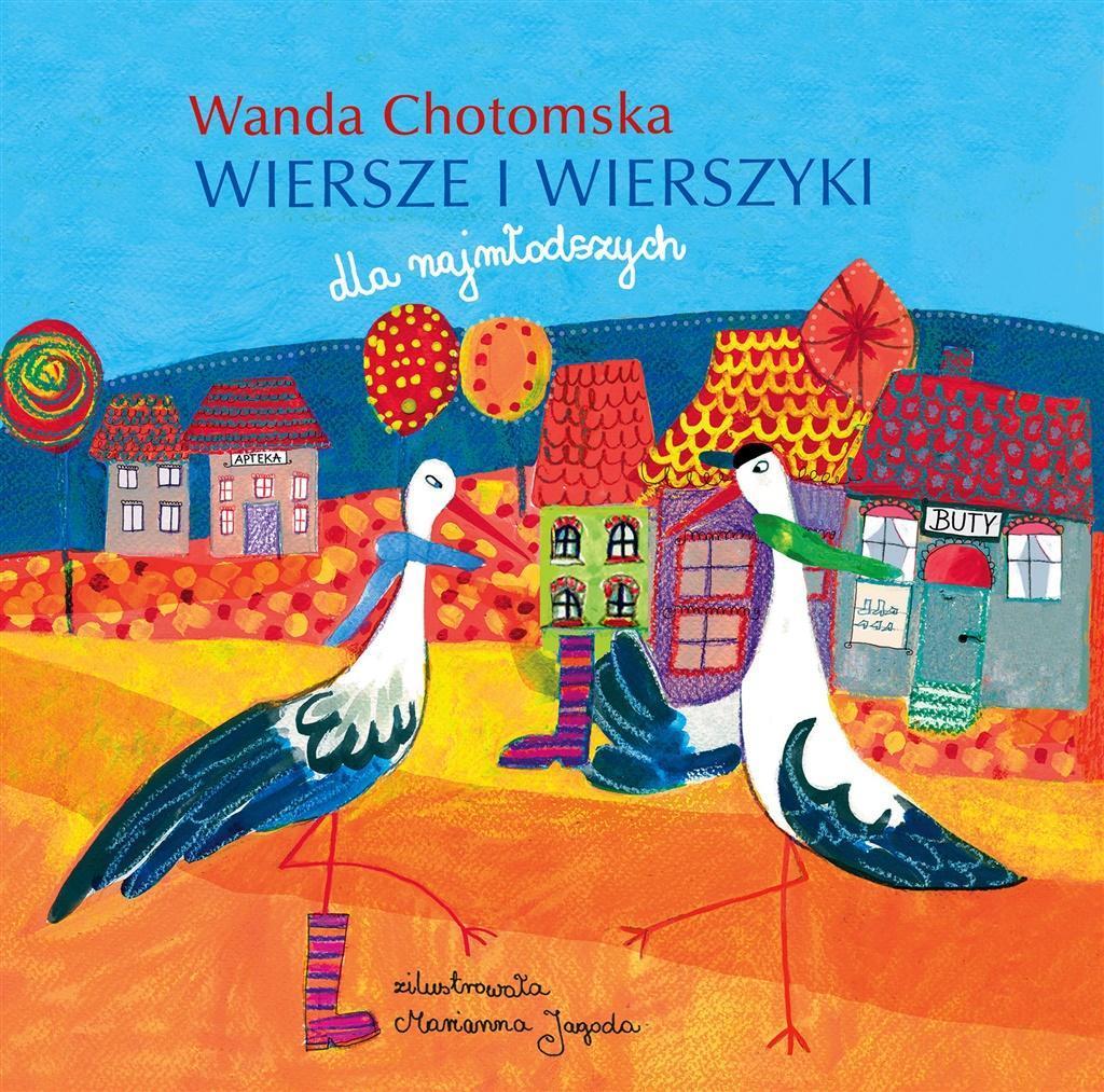 Wiersze I Wierszyki Wanda Chotomska W2017 7046585219