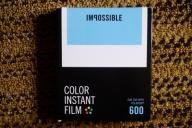 IMPOSSIBLE COLOR 600 FILM usa